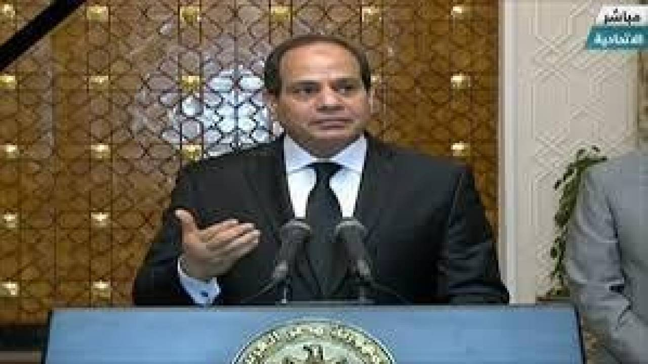 Sisi calls for emergency security meeting with state officials